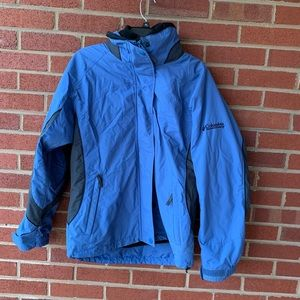 Columbia core interchangeable jacket